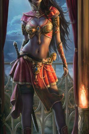 Warriors / Pirates | Melandra by Jorsch