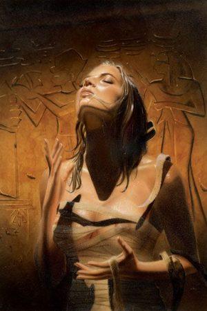 Fantasy Sexy Art | Art by Lorenzo Sperlonga