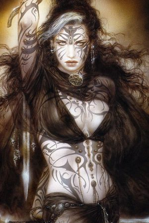 Art by Luis Royo (1)