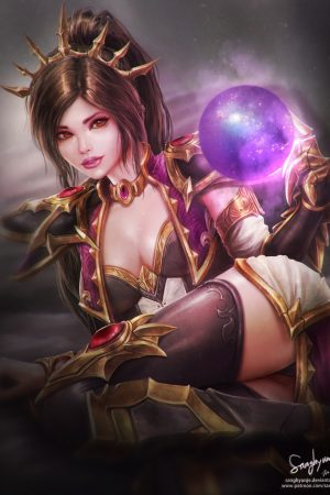 Li-Ming – Heroes of the Storm by Sanghyun Je