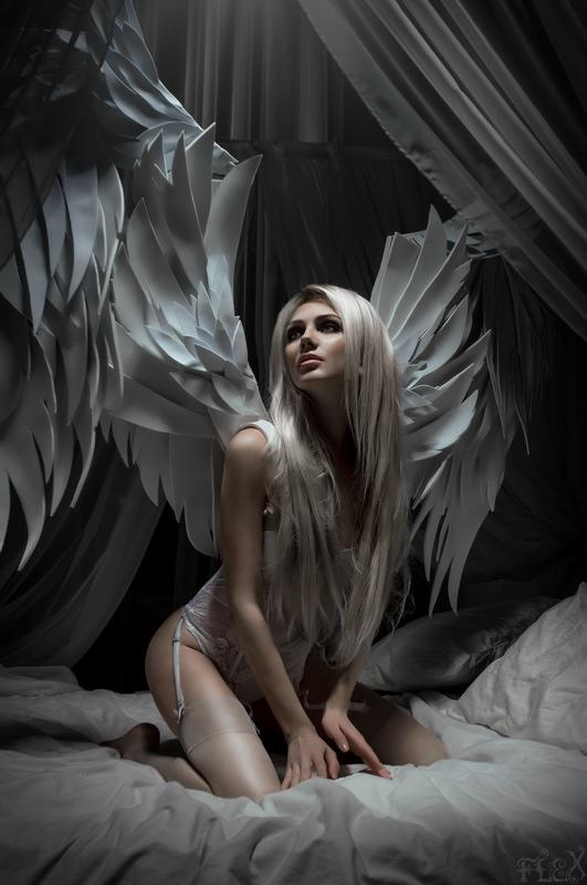 Angel of Light by FlexDreams