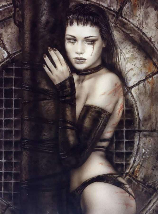 Art by Luis Royo (5)