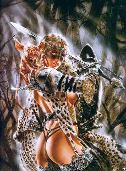 Artwork by Luis Royo (19)