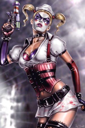 Harley Quinn by Raffaele Marinetti