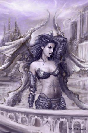 Angel by Hyrtanis