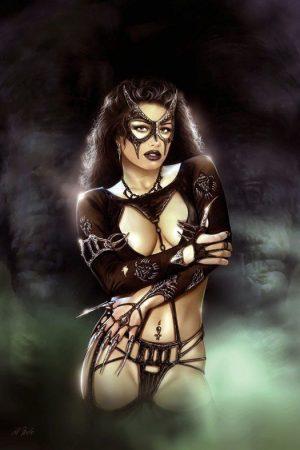Hero / Villain | Artwork by Jose del Nido (6)