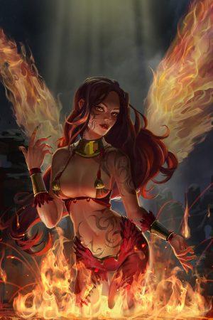 Phoenix by Limsh