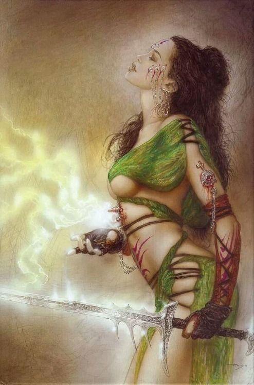 Art by Luis Royo (7)