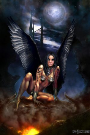 Dark Angel by SSNake