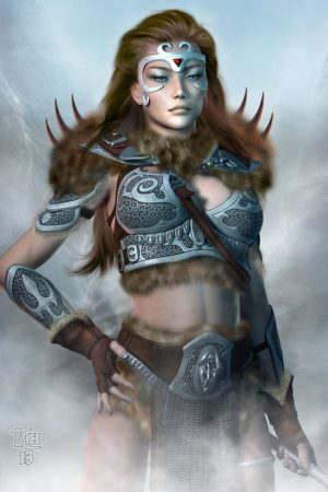 Warriors / Pirates | Daughters of Skyrim: The Warrior by Erul...