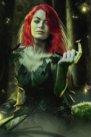 Batman | Poison Ivy by BossLogic