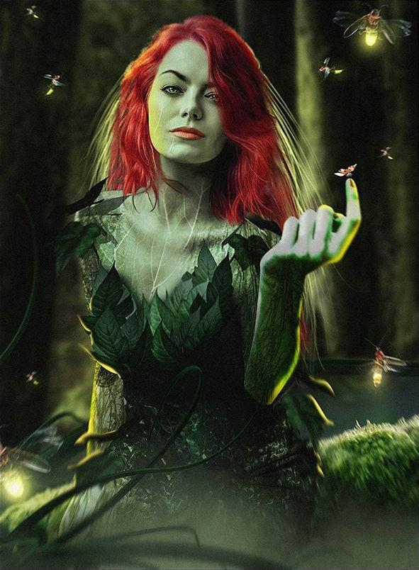 Poison Ivy by BossLogic