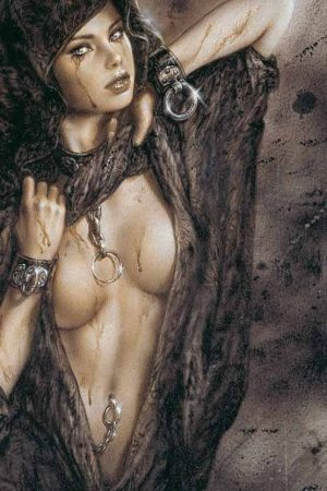 Illustration | Art by Luis Royo (21)