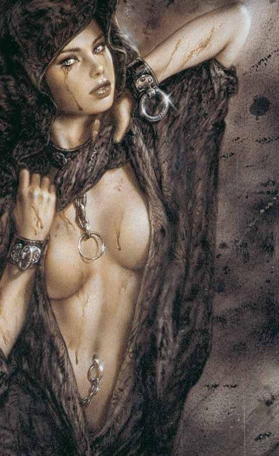 Art by Luis Royo (21)