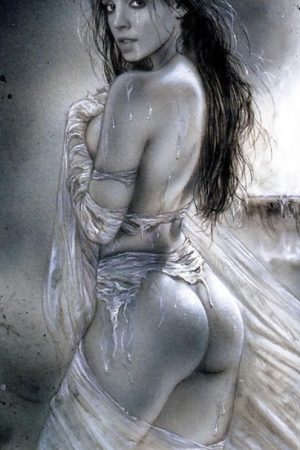 Fantasy Sexy Art | Art by Luis Royo (9)