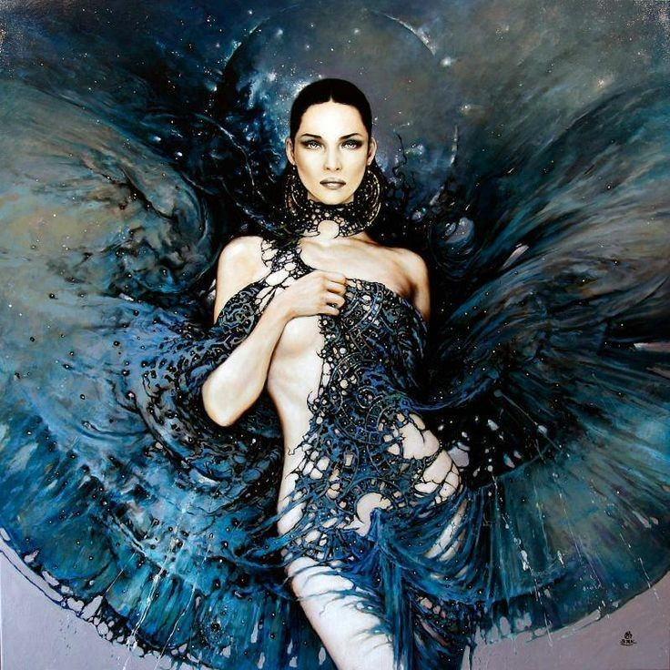 Artwork by Karol Bak