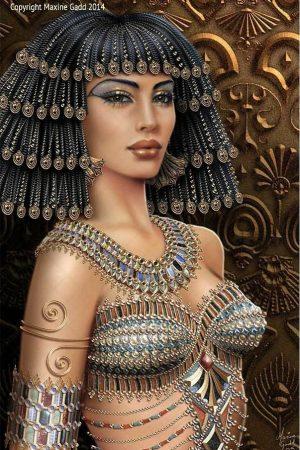 Illustration | Egyptian Maxine Gadd