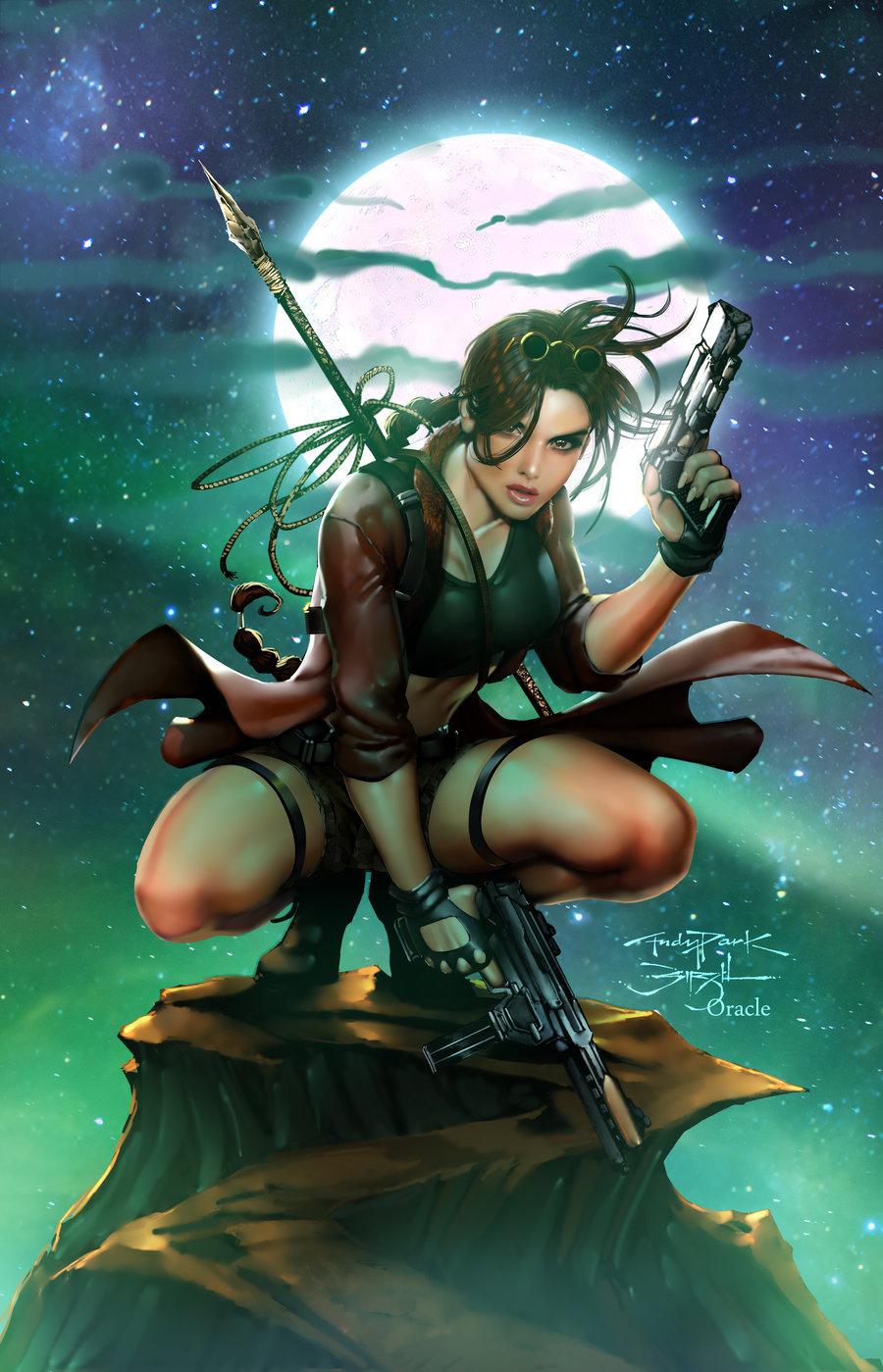 Lara Croft Tomb Raider by Mystic-Oracle
