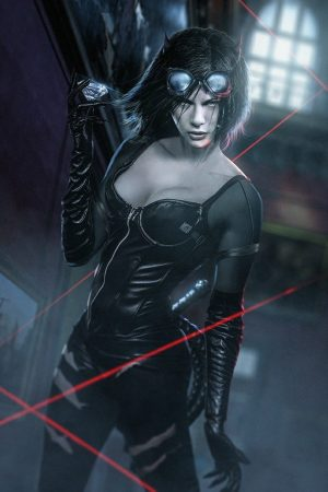 Hero / Villain | Kate Beckinsale Cat Woman by Boss Logic ...