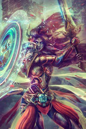 Warriors / Pirates   Paladin Draenei - World of Warcraft by E...