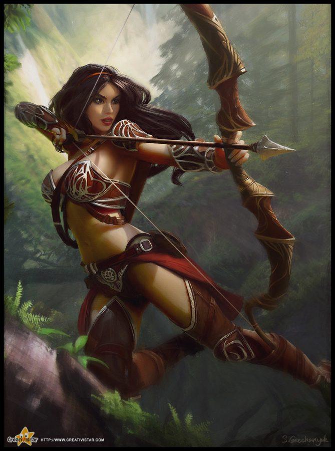 Archer by ggrekgss