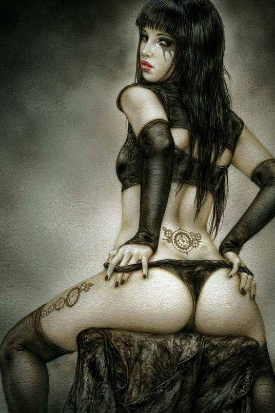 Art by Luis Royo (13)