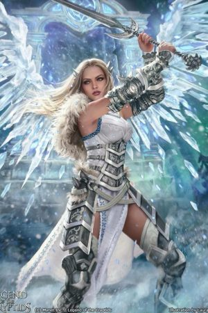 Legend of the Cryptids – Artwork by Laura Sava