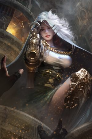 The thief girl by Yue Yue cg