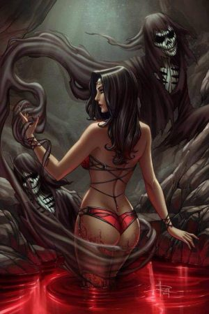 Witches / Wizards | Artwork by Sabine Rich