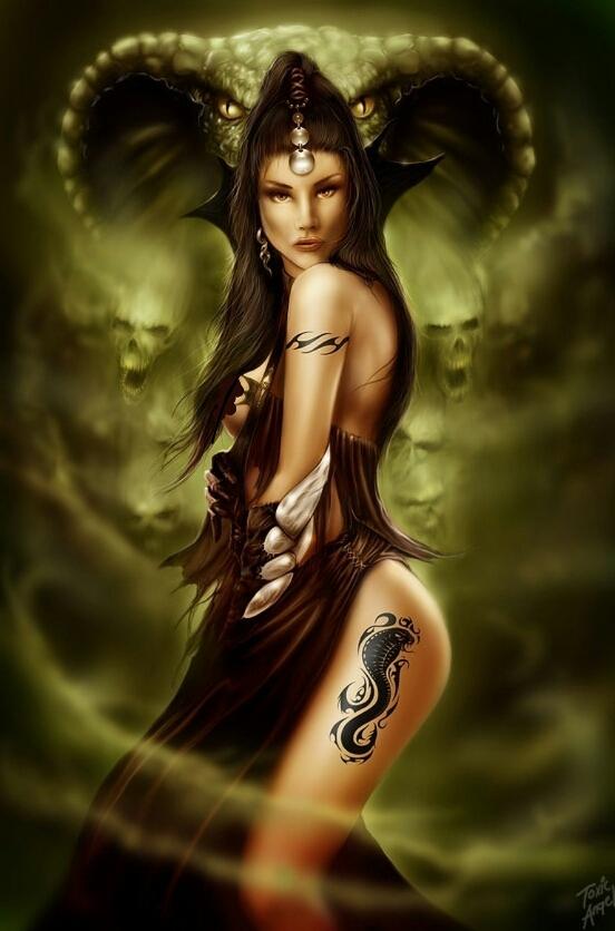 Devil's Mistress PT III by Toxic Angel