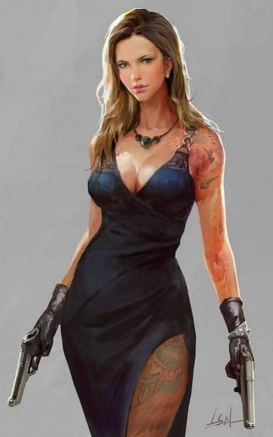 Artwork by Song Nan Li