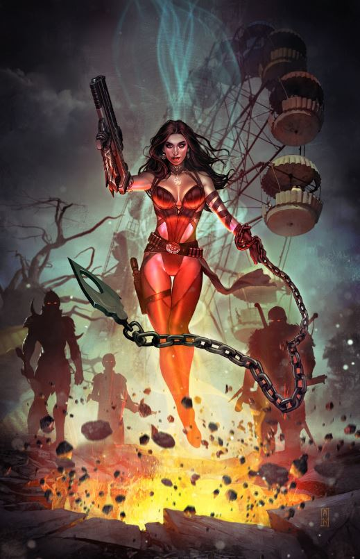 Death Suits Her 1 by Admira Wijaya