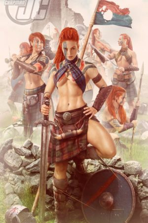 Warriors / Pirates | Celtic Warriors by Jeffach