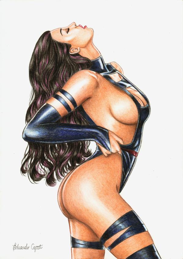 Artwork by Eduardo C.
