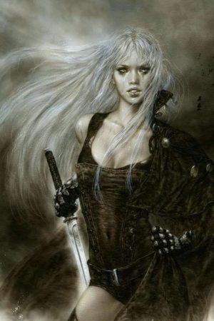Illustration | Artwork by Luis Royo (5)