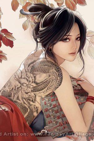 Artwork by Vincent (zhangdongqin)