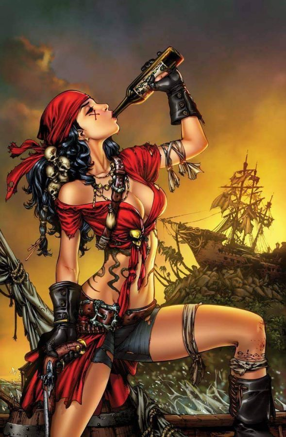 Cover Pirate by ebas