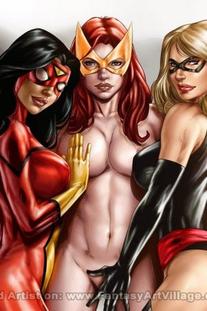 Leonardo Gondim – Three Hot Ladies