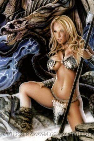 Warriors / Pirates | Michael Calandra - Dragon's Lair