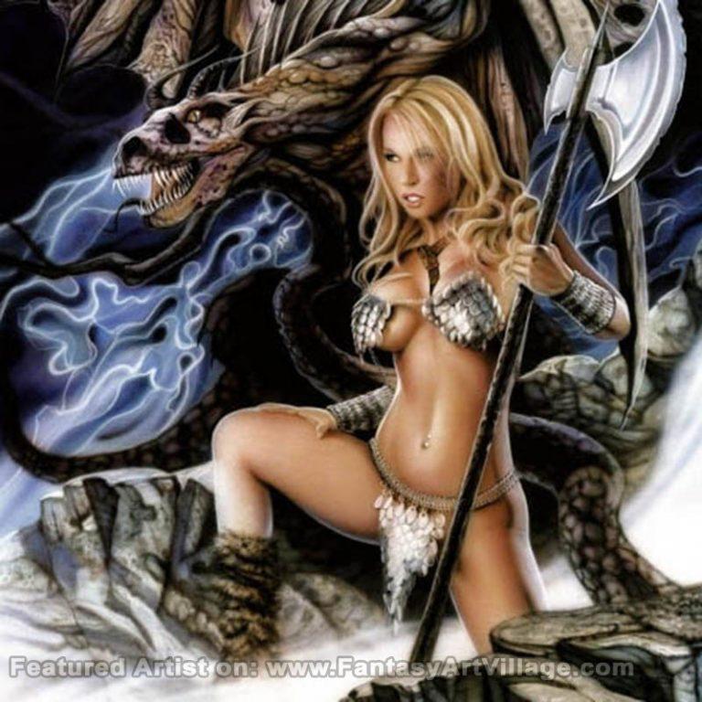 Michael Calandra – Dragon's Lair