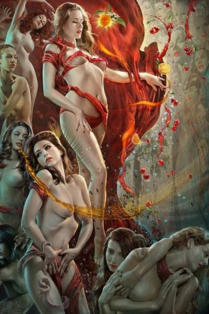 Fantasy Sexy Art | Artist: Jeff Wack