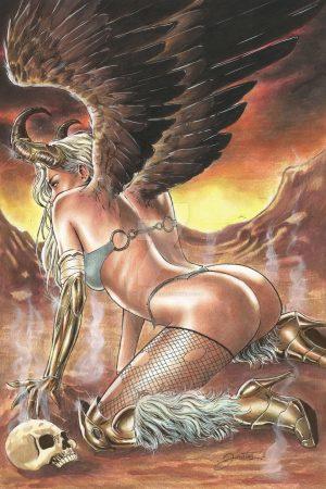 Angels / Demons | Angelus by Jonata Sartes