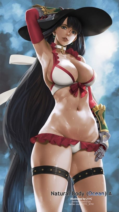 Natural Body (Ocean) A by 21YC