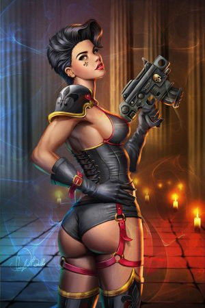 Fantasy Sexy Art | Sister Speranza by Douglas-Bicalho