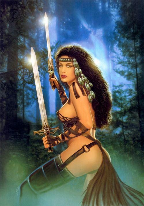 Slayers: Women of War by José Del Nido