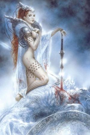 Artwork by Luis Royo (3)