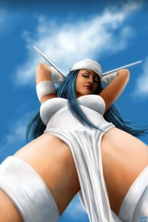 Elektra by Pierluigi Abbondanza