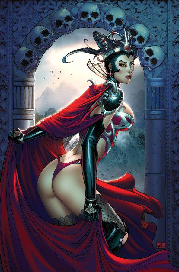 Evil Queen by ToolKitten