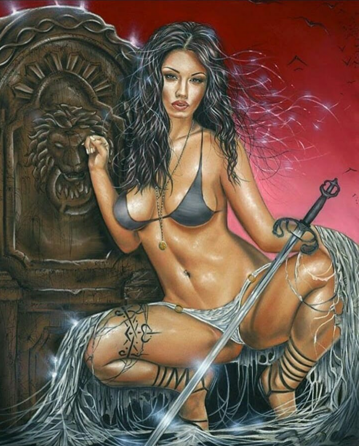 Immortal Princess by victor garduno