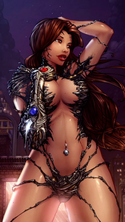 Witchblade by Sara Pezzini